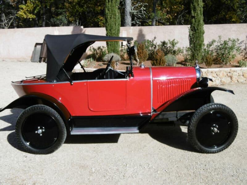 Oldtimer Citroen-1922_1