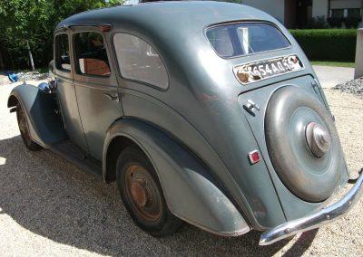 Oldtimer Peugeot 301Baujahr 1934